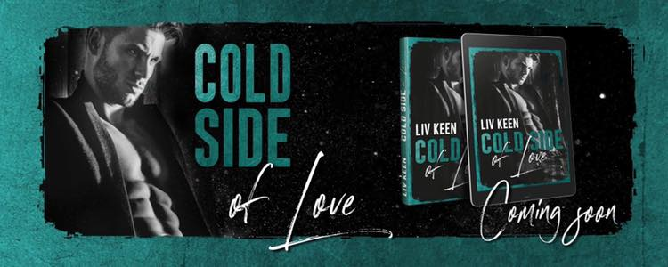 Liv Keen - Cold Side of Love - Banner