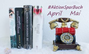 #AktionSparBuch: April und Mai 2019