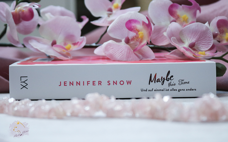 Jennifer Snow - Maybe this time - Seite