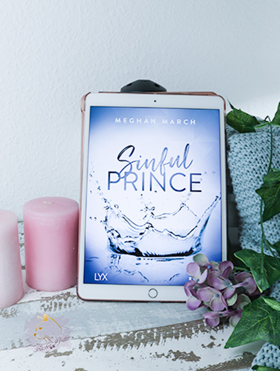 Sinful Prince - Meghan March - Cover