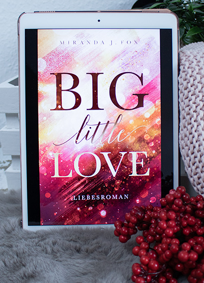 Big little love - Miranda J. Fox - Cover