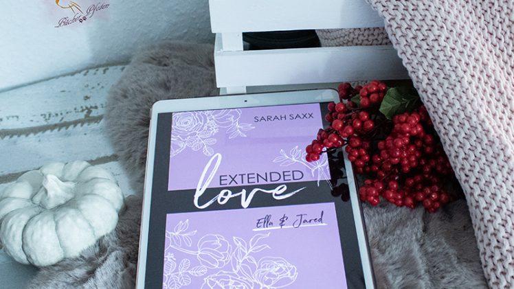 Extended love – Sarah Saxx