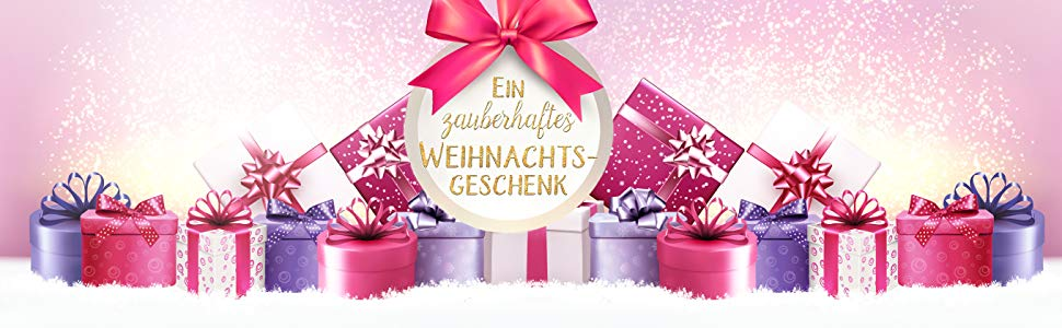 Ein zauberhaftes Weihnachtsgeschenk - Banner