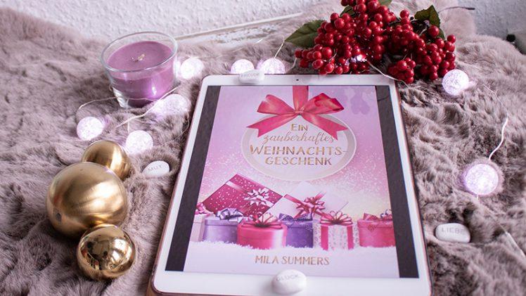 Ein zauberhaftes Weihnachtsgeschenk- Mila Summers