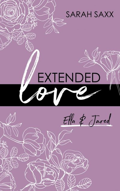 Sarah Saxx - Extended love - Cover