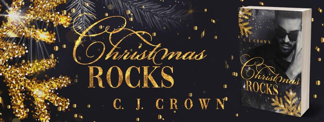 C. J. Crown - Christams Rocks - Banner