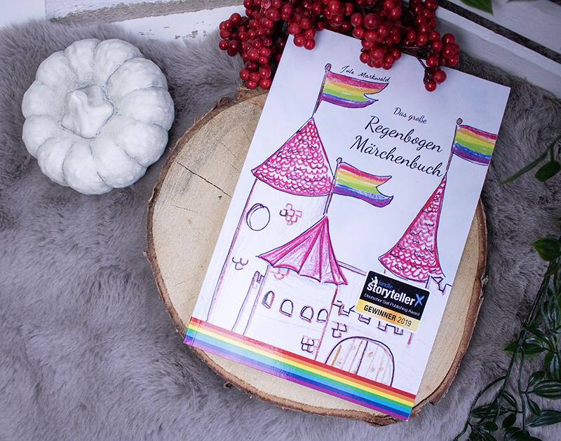 Messeausbeute - Das Regenbogenmärchenbuch