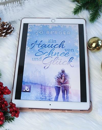 Ein Hauch von Schnee und Glück - Jo Berger - Cover