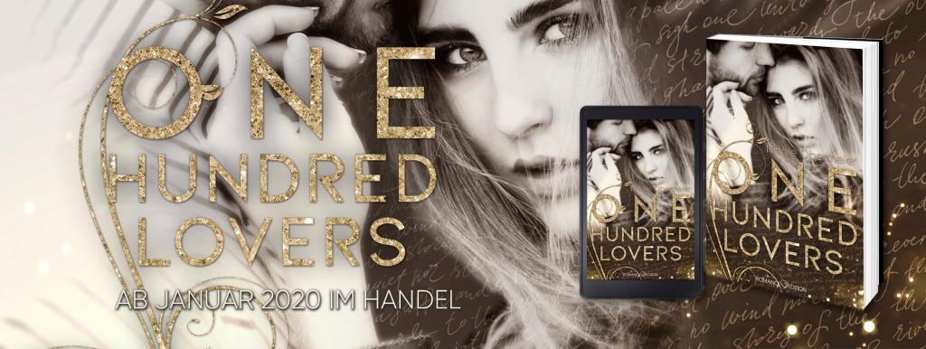 One Hundred Lovers - Nicole Obermeier - Banner