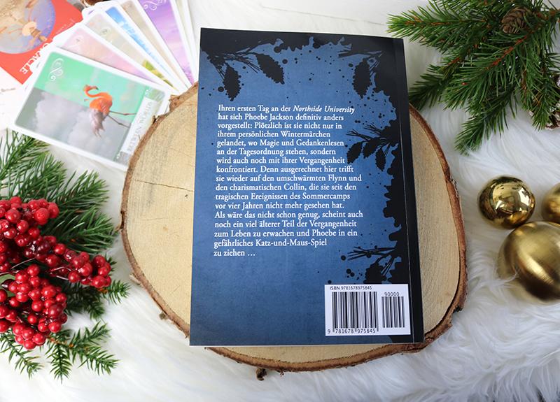 7 - Das erste Buch des Spiels - Rose Snow - Rückseite