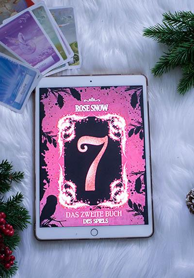 7 - Das zweite Buch des Spiels - Rose Snow - Cover