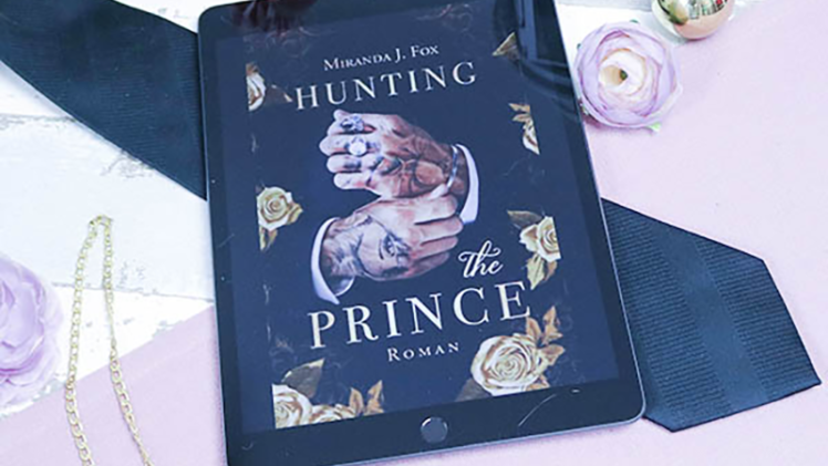 Hunting the Prince – Miranda J. Fox
