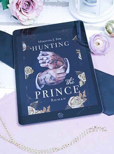 Hunting the Prince - Miranda J. Fox