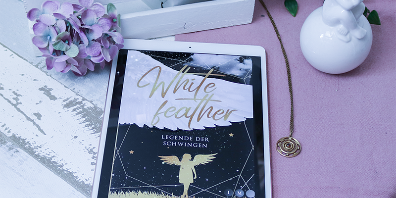 Whitefeather – K.T. Meadows