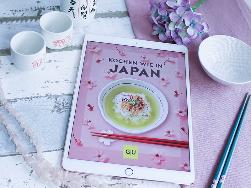 Kochen wie in Japan – Kaoru Iriyama