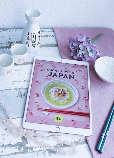 Kochen wie in Japan - Cover