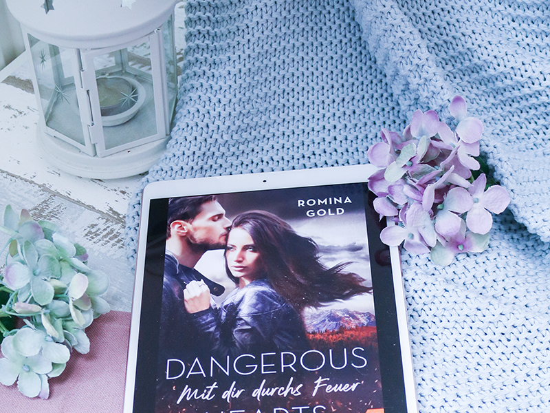 Dangerous Hearts - Romina Gold