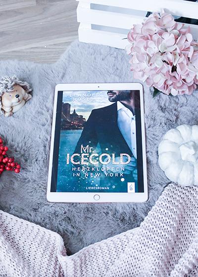 Mr. Icecold - Leander Rose - Cover