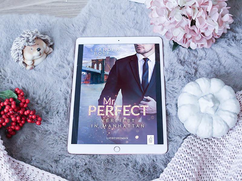 Mr. Perfect: Verliebt in Manhattan – Leander Rose