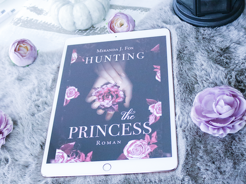Hunting the Princess - Miranda J. Fox