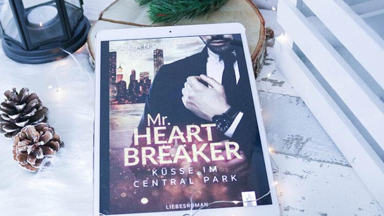 Mr. Heartbreaker: Küsse im Central Park – Leander Rose