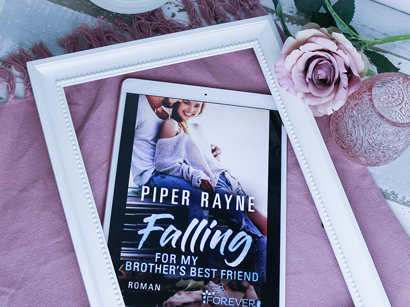 Falling for my Brother´s Best Friend - Sarah Saxx