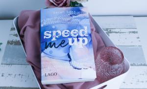 Speed me up – Sarah Saxx