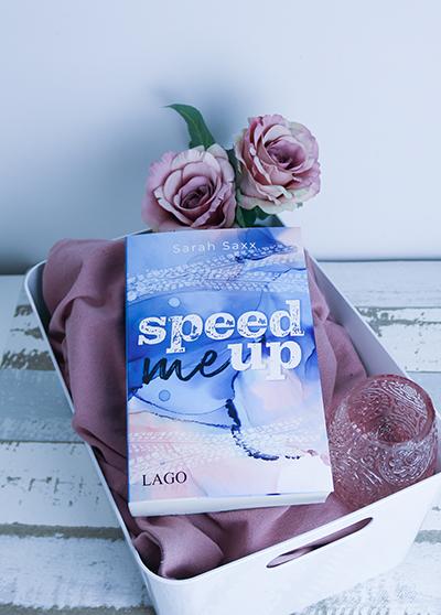 Speed me up - Sarah Saxx